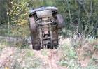 Video: zlat� �esk� ru�i�ky aneb i Mercedes G jde zni�it