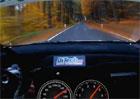 Video: Jízda rychlostí 200 km/h. V lese