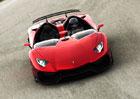Lamborghini Aventador Roadster: Premiéra proběhne tento měsíc