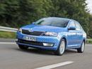 Základní Škoda Rapid je na Slovensku levnější a má lepší výbavu