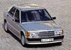 Mercedes-Benz 190 (W201): Baby-Benzu je třicet