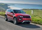 Range Rover Evoque dostane devítistupňový automat od ZF
