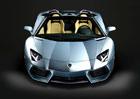 Lamborghini Aventador LP 700-4 Roadster: Sedm set koní na čerstvém vzduchu