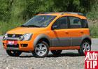 Bazar: Fiat Panda, krabi�ka spln�n�ch p��n�