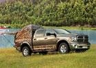 Doplňky Mopar pro pick-upy Ram 1500