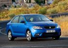 Nový SEAT Toledo na českém trhu začíná na 292.900 Kč