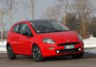 Fiat na přelomu roku přeruší výrobu Punta