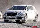 Spy photos: Opel Insignia se zmodernizuje po vzoru Astry