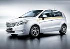 Shanghai GM představuje Sail Springo EV