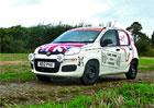 Fiat Panda chce pokořit rekodní nonstop jízdu napříč Afrikou
