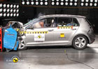 Euro NCAP 2012: Volkswagen Golf – Pět hvězd pro sedmou generaci