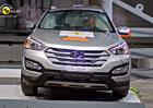 Euro NCAP 2012: Hyundai Santa Fe – Bezproblémový zisk pěti hvězd