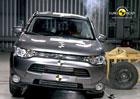Euro NCAP 2012: Mitsubishi Outlander – Slabší ochrana chodců