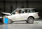 Euro NCAP 2012: Range Rover – Plný počet hvězd, ale s řadou nedostatků