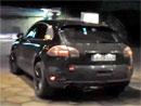 Porsche Macan přistiženo bez kamufláže