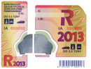 Dálniční známky 2013: Cena, platnost, výměna