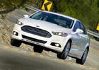 Ford svolává kvůli 1,6 EcoBoost modely Fusion a Escape alias Mondeo a Kuga