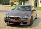 Videotest: BMW 640d Gran Coupe