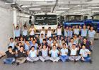 DAF: První vozidlo řady LF vyrobeno na Tchaj-wanu
