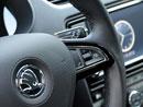 �koda Octavia III (2013) uk�zala ��st volantu a nov� panel r�dia