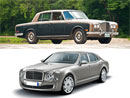Bentley T vs. Bentley Mulsanne