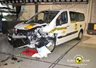 Euro NCAP 2012: Fiat Scudo, Citroën Jumpy, Peugeot Expert – Trojčata dostala jen tři hvězdy