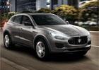 SUV Maserati Levante se bude vyrábět v italském Mirafiori