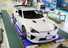Výroba Lexusu LFA skončila