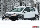 Spy Photos: Renault Sc�nic RX4 se vr�t�
