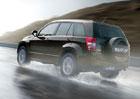 Suzuki Grand Vitara 2013: Kompletní české ceny