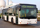Autobusy MAN na CNG - Expanze