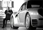 Reklamy, kter� stoj� za to: Porsche 959 a Ferry Porsche