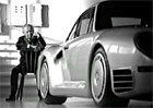 Reklamy, které stojí za to: Porsche 959 a Ferry Porsche