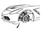 Chevrolet Corvette: Odhalení předních partií nové generace