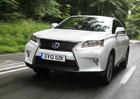 Lexus už prodal půl milionu hybridů