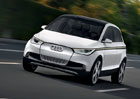 Audi vyřadilo model A2 z plánu nových modelů