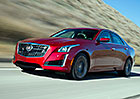 Cadillac CTS Vsport s šestiválcem má 420 koní