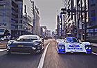 Video: Závodní speciály pro Le Mans se prohánějí na běžných silnicích