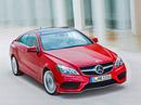 Mercedes E kupé facelift