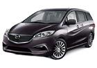 Mazda 5: Japonské MPV čeká facelift