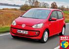 Volkswagen Eco Up - Jízdní dojmy