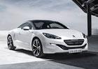Peugeot RCZ: Facelift zdražil o 10 tisíc na 699.000 Kč