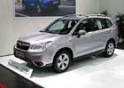 Subaru Forester: První živé dojmy