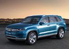 Volkswagen Touareg III p�ijde v roce 2017