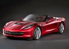 Corvette Stingray Convertible: Světová premiéra bude už v Ženevě