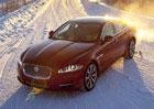 Video: Jaguar XJ se zimy nebojí, vyrazil do nejchladnějšího města Kanady