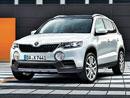 �koda Snowman: Velk� SUV se bude vyr�b�t v Kvasin�ch