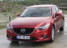 Mazda 6: První jízdní dojmy