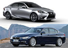 Lexus IS vs. BMW 3: Designový duel