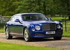 Bentley loni na rekordní prodejní čísla nedosáhl